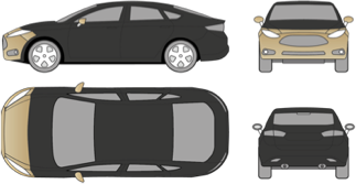 Basic <span>Hood, wings, mirrors, front bumper </span> <span>Starting at 500$</span>